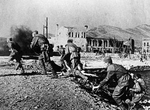 Каким было 1 февраля 1943 года в Новороссийске. На 75 лет назад
