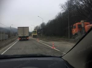 Будьте осторожны по дороге в Новороссийск