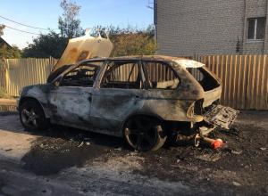 Автоледи из Мысхако потеряла свой BMW X5