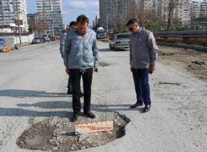 ТОП-5 самых убитых дорог Новороссийска по мнению ОНФ