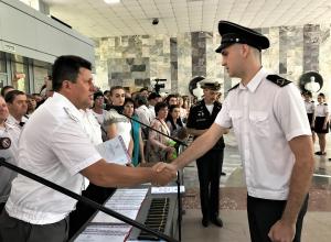 167 курсантов новороссийской «вышки» получили дипломы