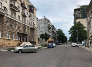 Черные дыры на дорогах Новороссийска