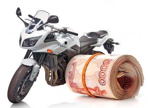 В следующем году новороссийским мотоциклистам придётся раскошелиться