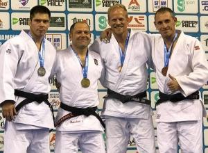 Новороссиец Евгений Тыртычный завоевал медаль на Чемпионате  Европы по дзюдо