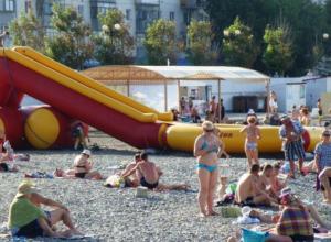 Новороссийск должен переварить за сезон миллион туристов
