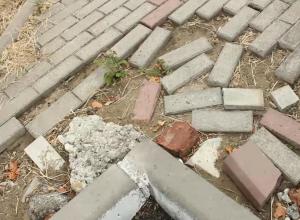 Недоделанная городская среда портит новороссийские дворы
