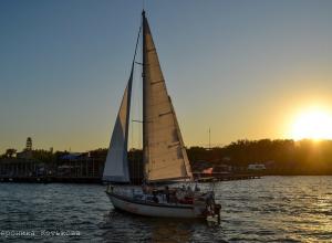 Четверо новороссийцев в составе крейсерской яхты «Симфония» стали победителями регаты