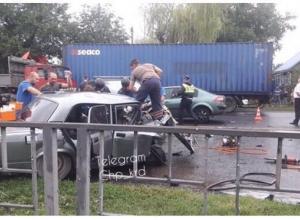 Двое пассажиров автомобиля под управлением новороссийца погибли в ДТП