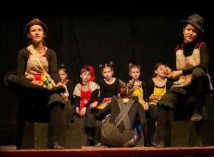 Художественному слову и вокалу научит новороссийский детский музыкальный театр «Гармония»