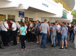 Билетов на матч «Черноморец» - «Спартак» хватит явно не всем желающим
