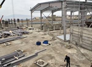 Дворец олимпийских видов спорта «Черноморский» в Новороссийске заинтересовал ОНФ