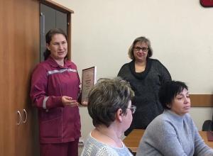 Пять новороссийских врачей  были отмечены наградами Министерство здравоохранения  Краснодарского края