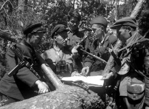 Новороссийск 75 лет назад: рейд партизан в неизвестность
