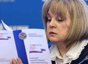 Новороссийцы могут позвонить на горячую линию по вопросам президентских выборов