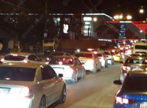 Движение в Новороссийске затруднено из-за ДТП на «Круге»