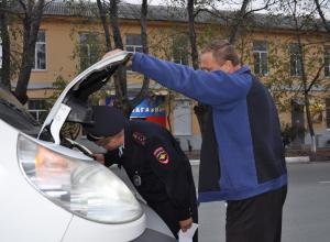 Сотрудники ГИБДД Новороссийска вышли на охоту за водителями автобусов
