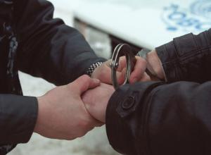 Ранее судимого мужчину задержали в Новороссийске