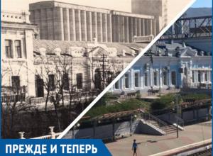 Прежде и теперь: история «лица» Новороссийска
