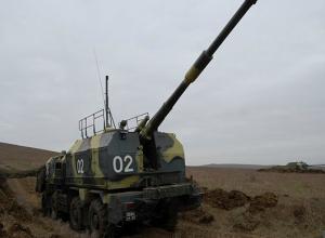 Новороссийская военно-морская база Черноморского флота проводит полевой выход ракетно-артиллерийского соединения