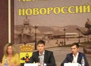 Всего час пришлось ждать бизнесменам Новороссийска встречи с заместителем губернатора
