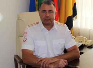 Как уже уволенный начальник УМВД Новороссийска мог получить травму на службе?