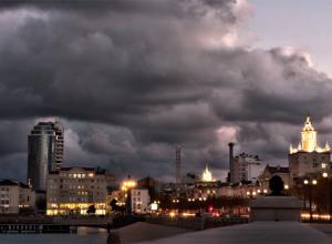 Резкое ухудшение погоды прогнозируют в Новороссийске