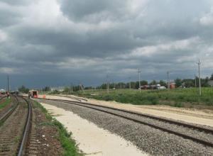 На линии Волгоград-Новороссийск идет строительство второго железнодорожного пути