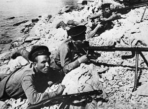 Каким было 2 февраля 1943 года в Новороссийске. На 75 лет назад.