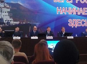 Встреча вице-губернатора Алексеенко с дольщиками «КЖС» прямо сейчас проходит в Новороссийске