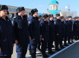 Новороссийских десантников наградили за поход в Рязань