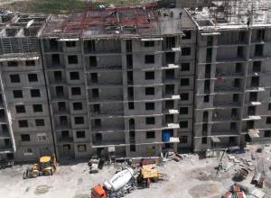 В ЖК «Суджук-Кале» строительные работы рванули на всех парусах
