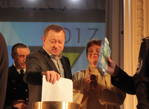Капсулу времени заложили в Новороссийске, чтобы открыть через 50 лет