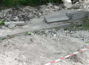 Внеплановая комиссия проверила, как в Новороссийске делают тротуары