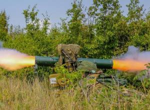 Молот и наковальню применили на международных учениях под Новороссийском