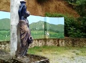 В Новороссийске есть своя «Царскосельская статуя»