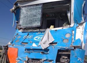Стали известны подробности ДТП с новороссийским поездом № 666