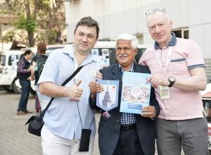 Приключения новороссийца в Индии