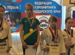 Хрупкая жительница Новороссийска стала третьей на краевых соревнования по дзюдо