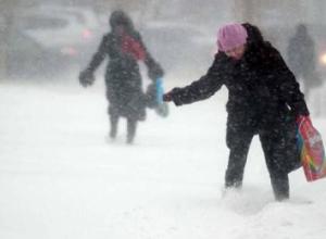 Снегопад ожидается в Новороссийске