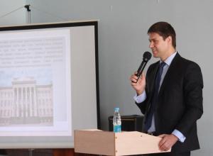 - Нужно помнить уроки истории, - Сергей Алтухов провел урок в Новороссийске