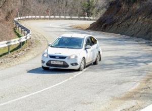 В связи с проведением ралли перекроют дорогу к Новороссийску