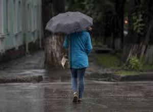 В Новороссийске возможен дождь