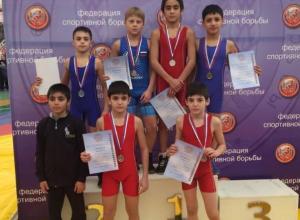 Победителями и призёрами краевых соревнований по борьбе стали новороссийцы