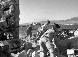19 апреля 1943 года в Новороссийске. На 75 лет назад