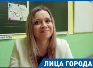 - Профессия учителя – самая лучшая профессия на Земле, - Марина Васильченко
