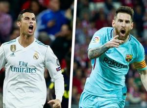 Роналду против Месси: «Эль классико» состоится уже сегодня