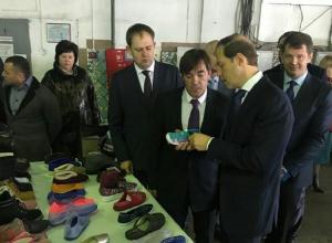 Министр промышленности и торговли приехал с проверкой в Новороссийск