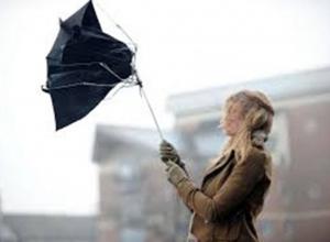 В Новороссийске ожидаются осадки и порывистый ветер