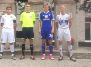 Турнир памяти Героев Советского союза по футболу прошел в Новороссийске