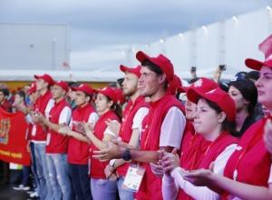 Волонтеры из Новороссийска создают праздничную атмосферу на финале WorldSkills Russia